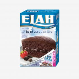 Astuccio Classica torta al cacao con crema