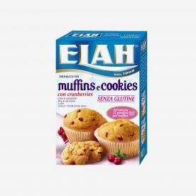 Astuccio Senza Glutine muffins e cookies