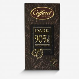 Tavoletta extra-fondente 90% cacao