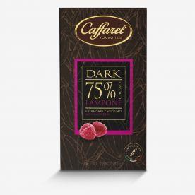 Tavoletta extra-fondente 75% + lampone