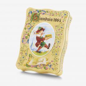Gianduia 1865 Vintage: Confezione metallo 250g