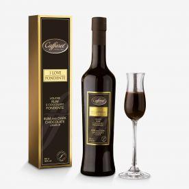 Dark: liquore al cioccolato fondente