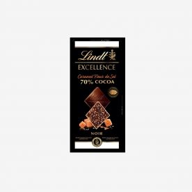 Tavoletta Excellence 70% Caramello e Sale