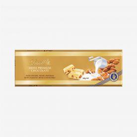 Tavoletta Gold Bianco Mandorle