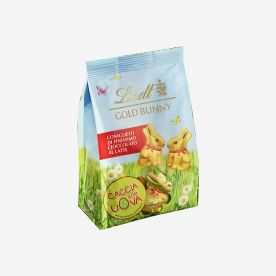 Bag Gold Bunny mini 140g