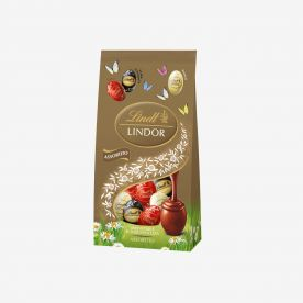 Bag Ovetti Lindor Assortiti 180 g