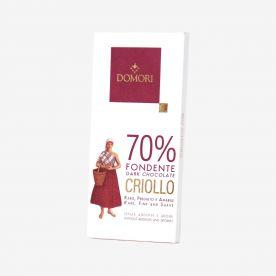 Tavoletta Criollo 70%